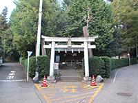 松本神社鳥居