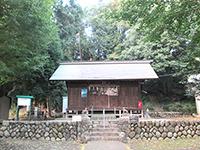 松本神社社殿