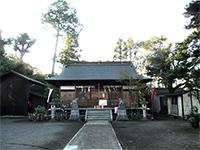 玉川神社社殿