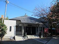 高安寺観音堂