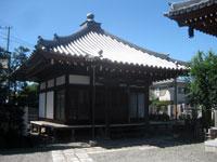 西蔵院地蔵堂