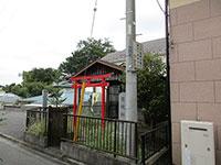 本宿日枝神社鳥居