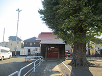 本宿稲荷神社