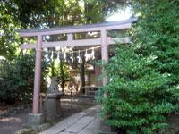 境内社住吉神社大鳥神社