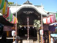 是政八幡神社