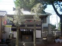 是政八幡神社境内神社