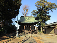 車返八幡神社