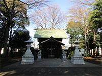 上染屋八幡神社