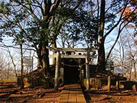 人見浅間神社