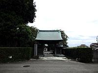 南養寺山門