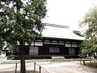 南養寺本堂