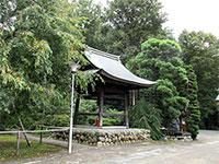 南養寺鐘楼