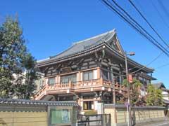 禪東院本堂