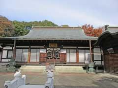 保井寺本堂