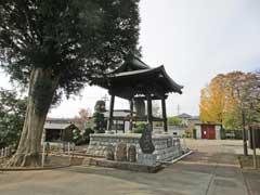 保井寺鐘楼