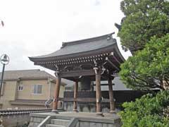 西蓮寺鐘楼