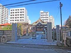 福傳寺山門