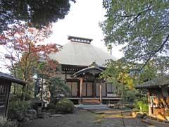 最照寺本堂