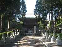 永林寺三門