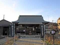 日吉八王子神社