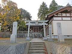北八幡神社鳥居