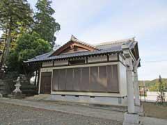 北八幡神社社務所