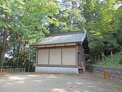 片倉住吉神社神楽殿