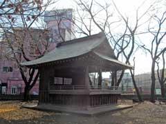 北野天満社神楽殿