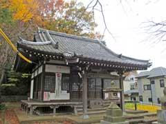 粟之洲日吉神社
