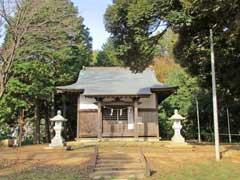 越野日枝神社