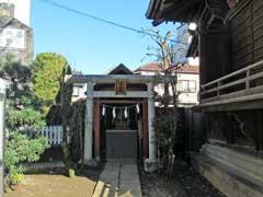 境内社横山神社
