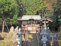 東中野熊野神社