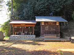 東中野熊野神社境内社