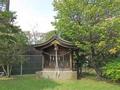 境内社天満宮、金刀比羅神社