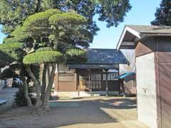 大谷春日神社