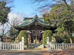 大和田日枝神社