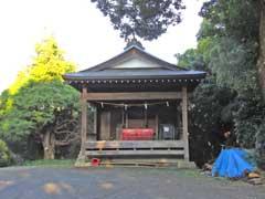 大塚八幡神社神楽殿