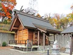 左入神明神社