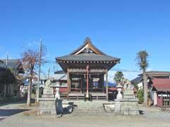 高月八幡神社