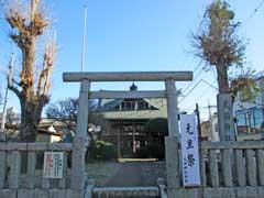上野天満神社鳥居