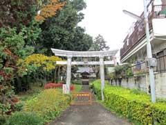 埼玉神社鳥居