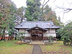 埼玉神社社殿