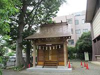 境内社蚕影神社