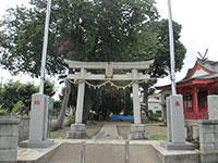 石明神社鳥居