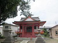 石明神社社殿