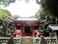 百草八幡神社