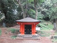 百草八幡神社阿弥陀堂