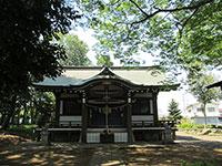平山八幡神社