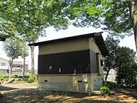 平山八幡神社神楽殿