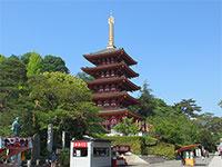 金剛寺五重塔